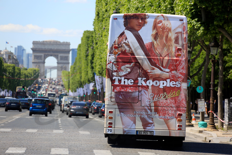 Campagne The Kooples