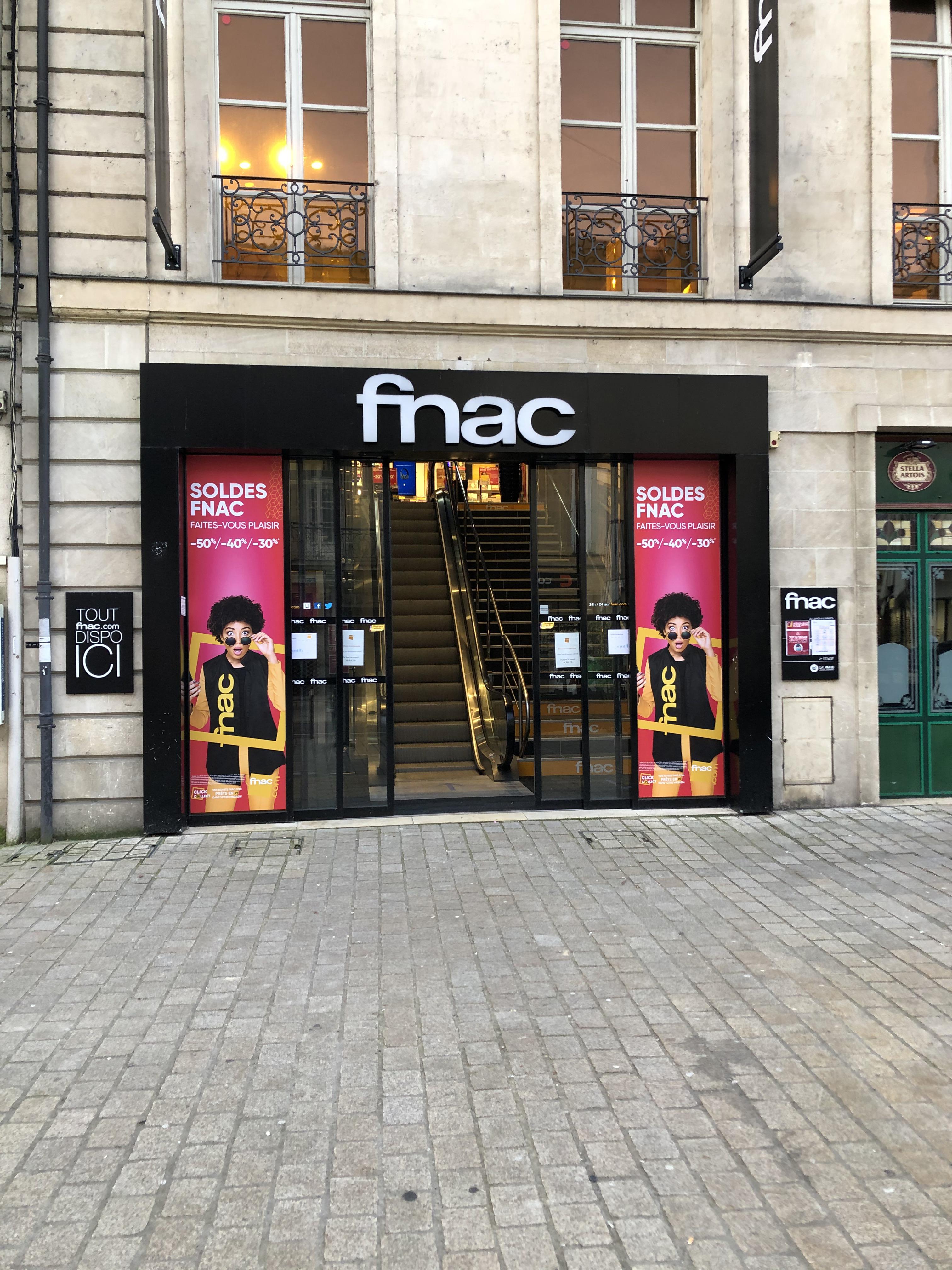 FNAC de Bergerac