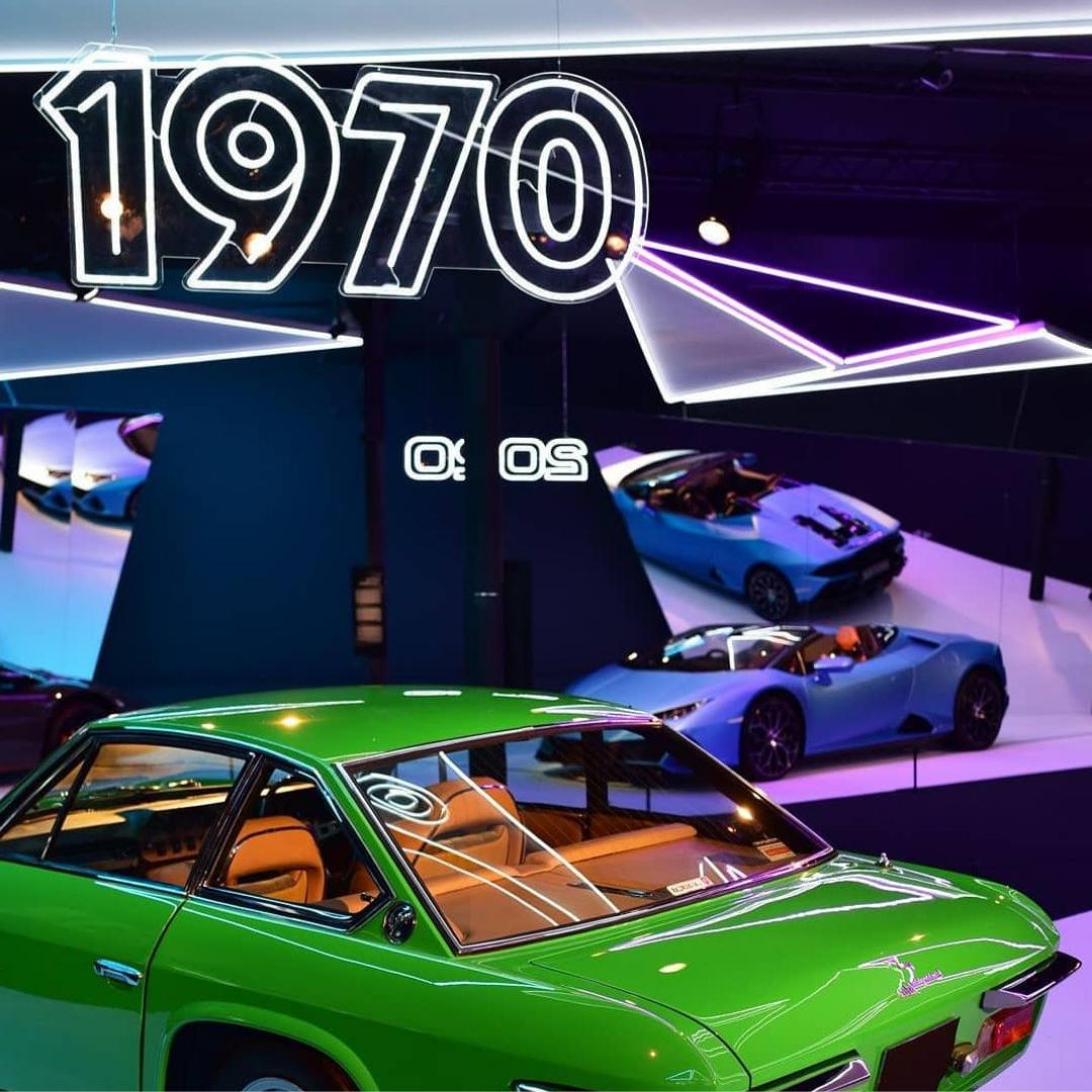 Lamborghini expo auto