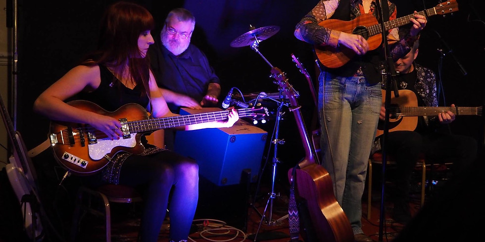 Corrie Shelley - Forget Me Not - Album Launch