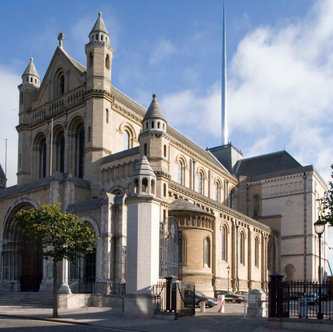 Saint Anne's Cathedral Belfast Commission 2019/20