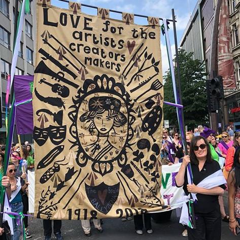 Processions March, Belfast, June 2018