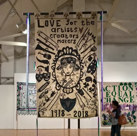 Processions banner