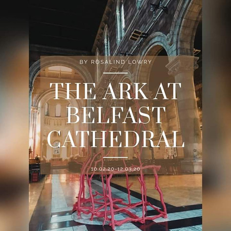 The Ark at Belfast Cathedral
