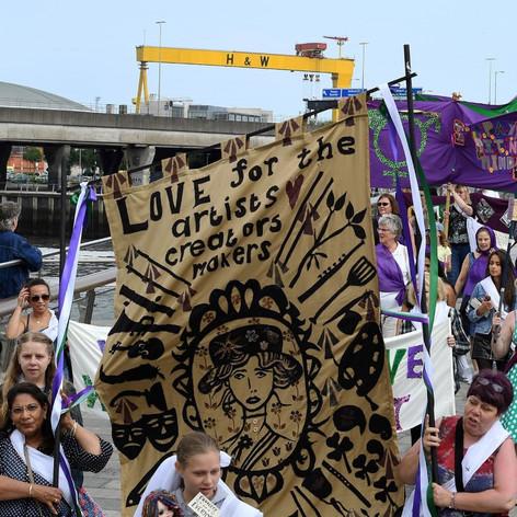 Processions UK event