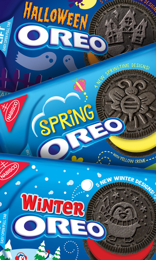 Oreo Seasonals