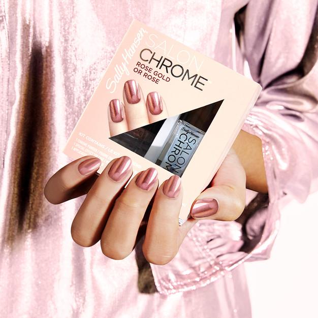 Sally Hansen Salon Chrome