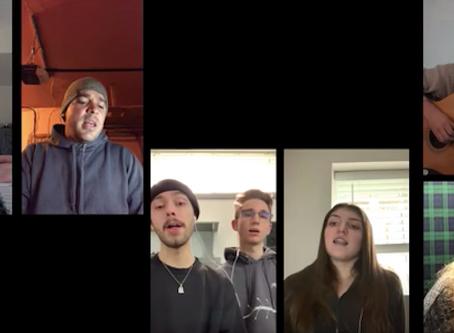 WATCH: Niagara Catholic perform 'Hallelujah'