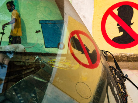 A Glimpse into the Mind of Street Photographer Eben Felix
