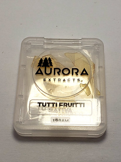 Aurora Shatter Tutti Fruitti