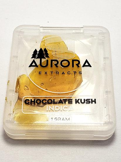 Aurora Shatter Chocolate Kush