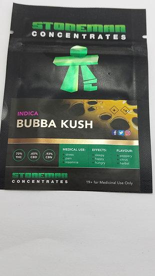 Bubba Kush Shatter