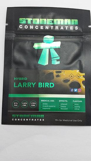 Larry Bird Shatter