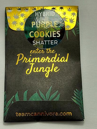 SZ Purple Cookies Shatter