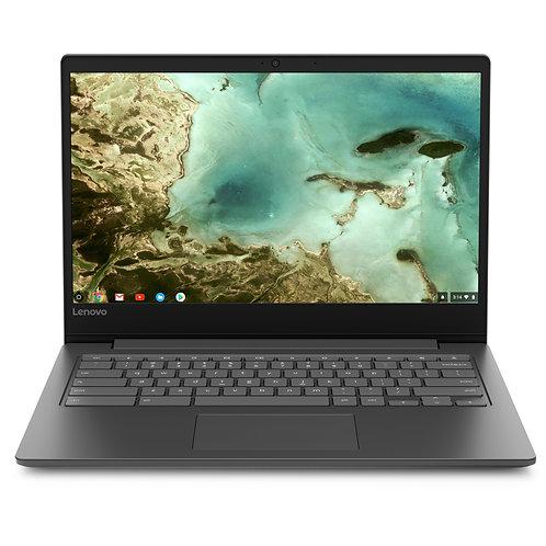 "Lenovo 81JW0001US Chromebook S330, 14"" HD Display, Mediatek MT8173C CPU 4GB RAM,"