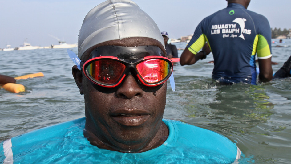 From Our Own Correspondent: The Silver Swimmers of Ngor
