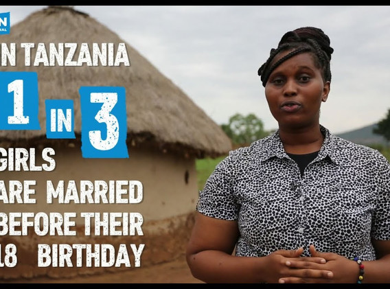 SAY NO TO CHILD MARRIAGE, CLIENT: Plan UK