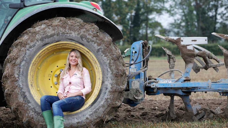 The Daily Express: Farmers, Furrows and Fancy Field Work