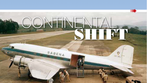 Continental Shift