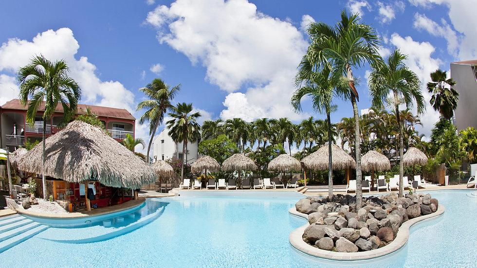 Hôtel La Pagerie 4* avec piscine aux Trois Ilêts