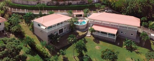 Les Hauts du Cap Maison d'hôtes Le François Martinique