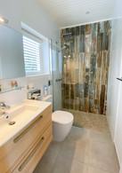 Salle de bain privative maison d'hôtes Martinique