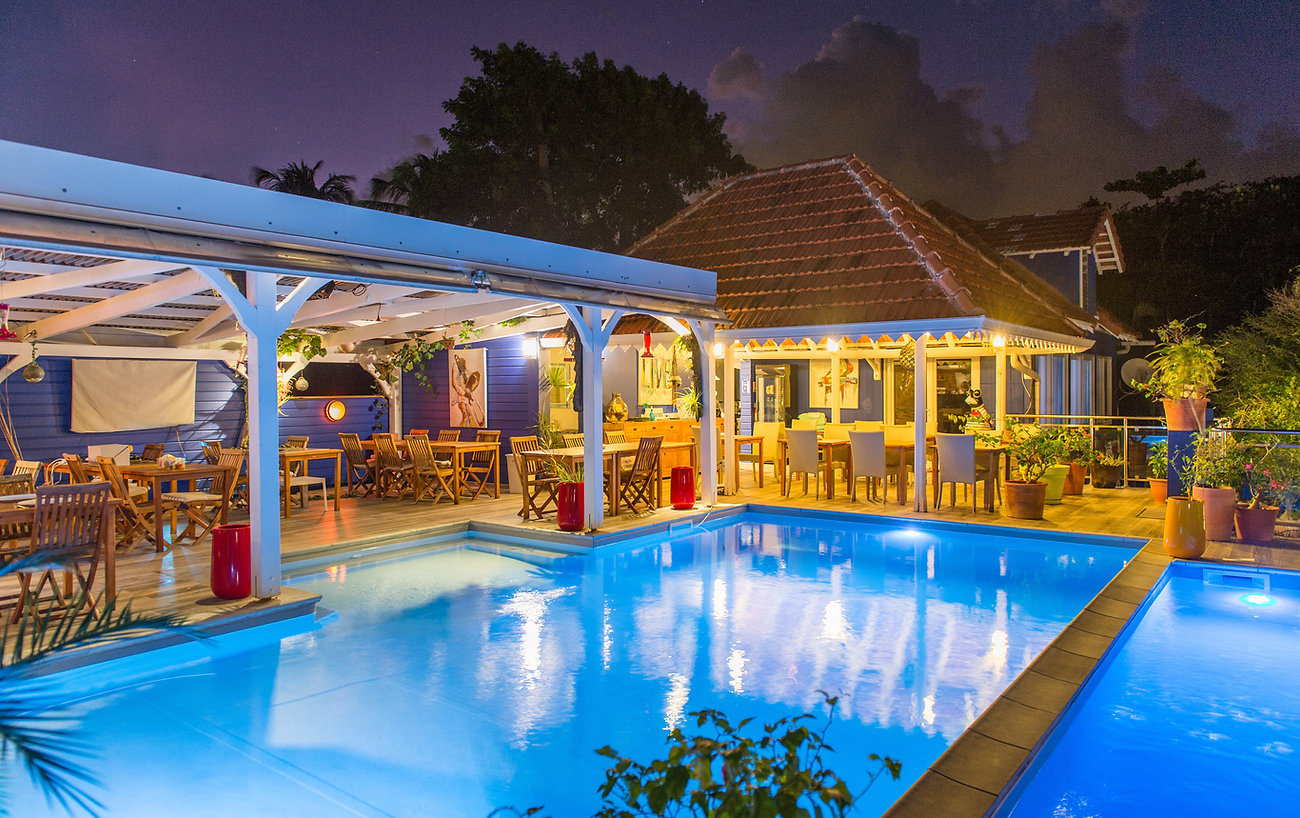 Hôtel Frégate Bleue en Martinique