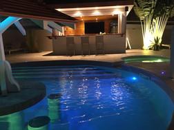 Maison d'hôtes avec piscine au cap est