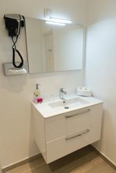 Salle de bain hôtel Martinique