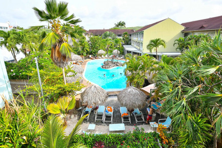 Hôtel La Pagerie 4* aux Trois Ilêts Martinique