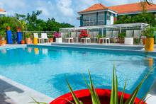 Hôtel avec piscine et jacuzzi en Martinique
