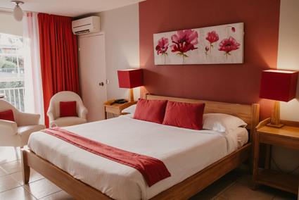 Chambre d'hôtel La Pagerie