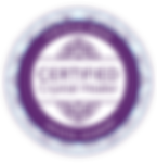 Hibiscus Moon Crystal Academy CCH badge.