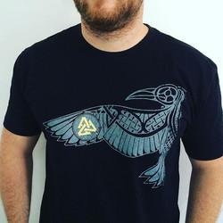 Some awesome new shirts for _asgardbrewingco #custom #screenprinting #franklintn #tshirts #beer