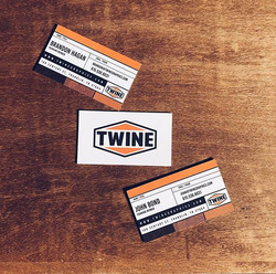 Feeling snazzy with our new business cards! There are tons of cards with unique textures and styles