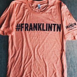 Nothing's better than representing the places you love ❤️ #franklintn