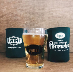 This year's Brewfest is going to be so fun! The _twine_graphics crew sure can't wait 🍻We hope to se