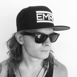 Just embroidered some classic snap back flat bills with this killer puff logo for our friends _empir
