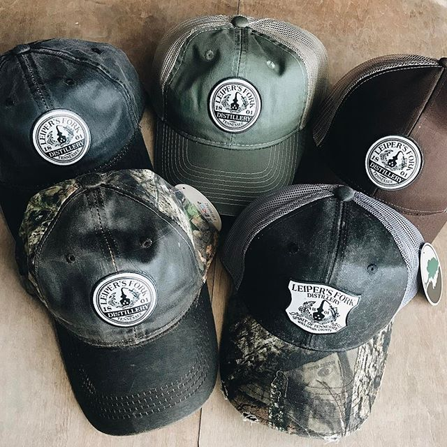 We love how many different styles of hats we got to do for _lfdistillery 😁 Be sure to check them ou