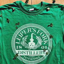 Gearing up for the next holiday with this great _lfdistillery design! #stpatricksday