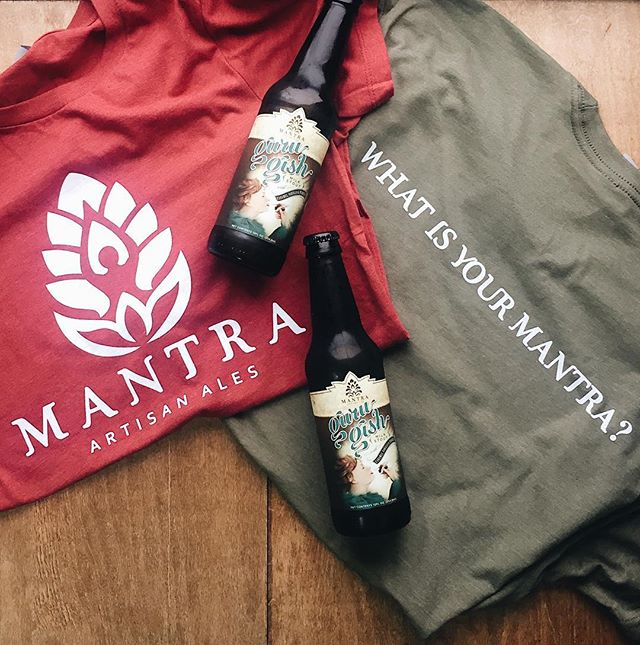 Elevate your mind and your taste buds 🙌 we love running _mantraartisan through our shop! 🍻 #whatis