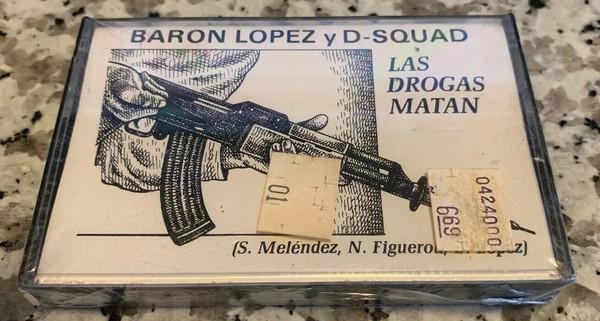 D-Squad, 1987.