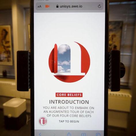 Unisys Employee App