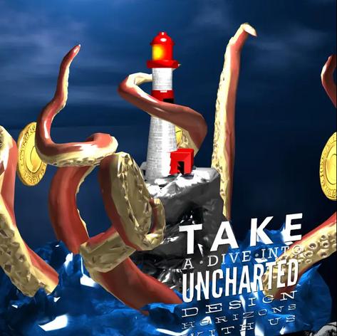 UNCHARTED-A virtual Portfolio