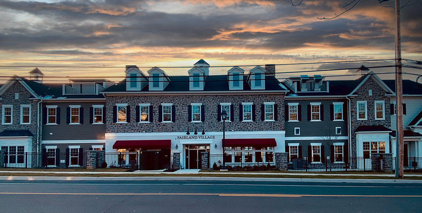 Commercial New Construction Fairland Village