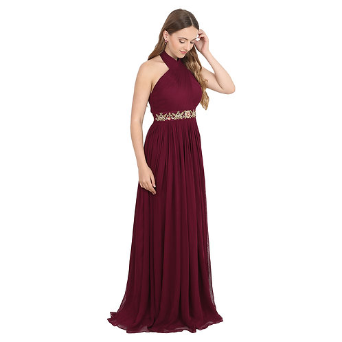Wine Madness Gown