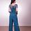 Thumbnail: Dandelion Blue Jumpsuit