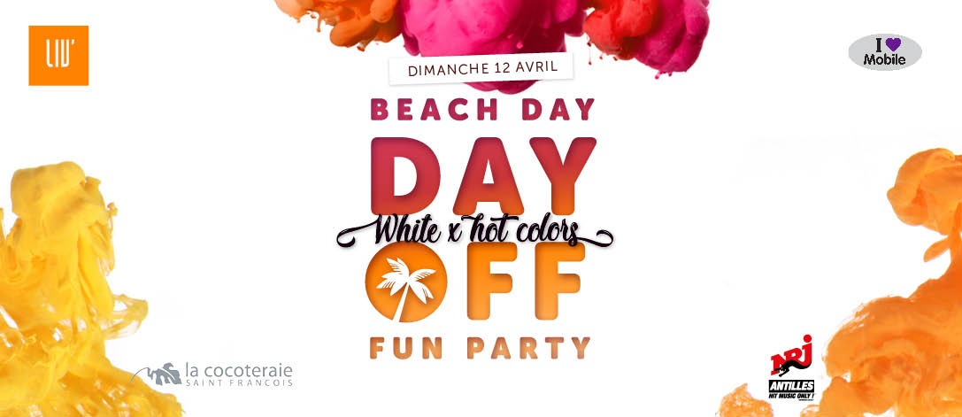 DayOff BeachDay FunDay - Tickets