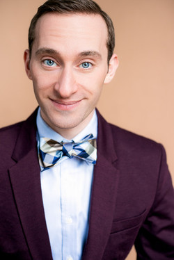 Ben in a bow tie