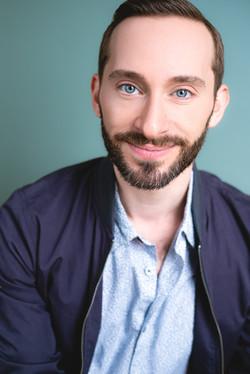 Ben grows a nice beard